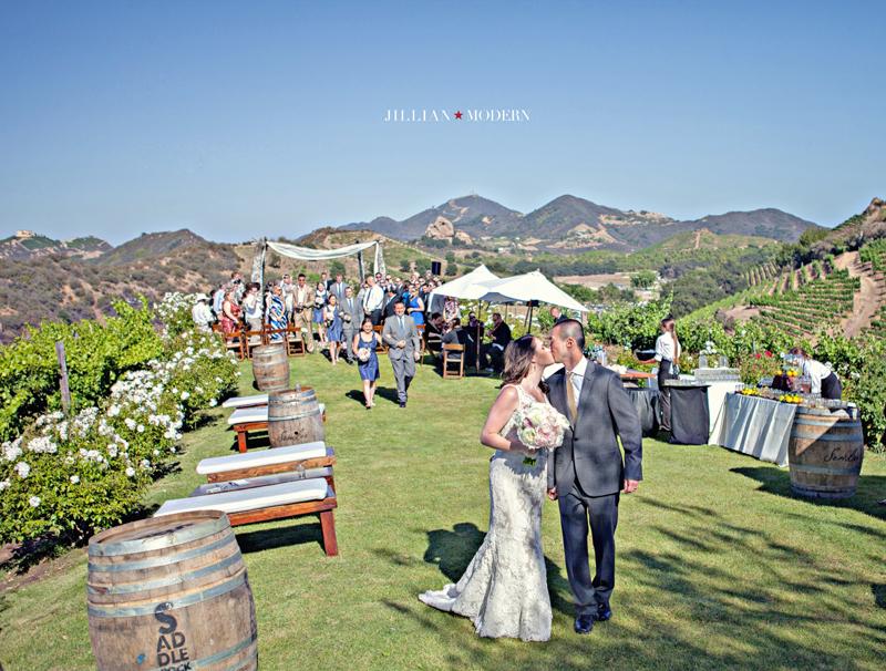 Malibu Winery Wedding
