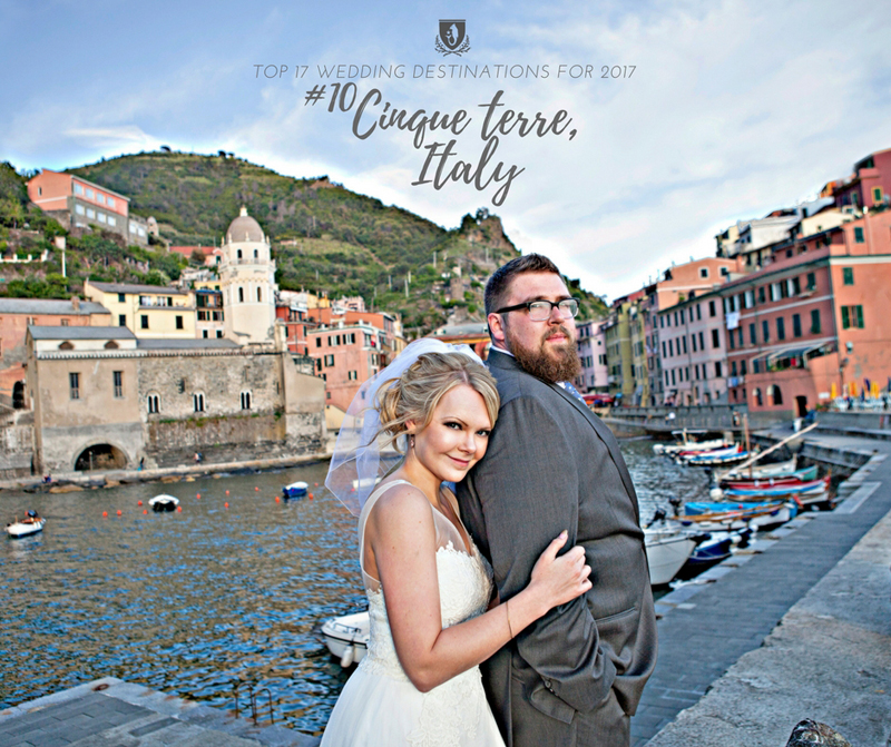Cinque Terre Italy Wedding Photography by Destination Wedding Photographer, Jillian Modern